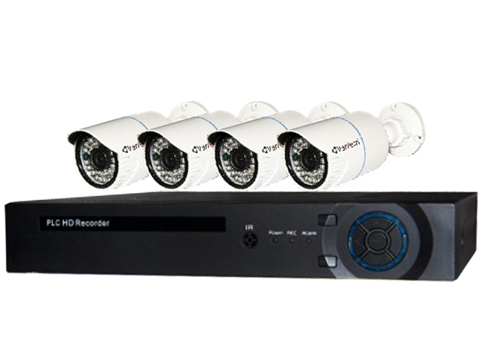 POWERLINE NETWORK CCTV VANTECH VPP-01A