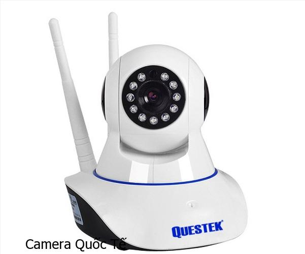 CAMERA IP WIFI QTX 368HW 1.3Mp